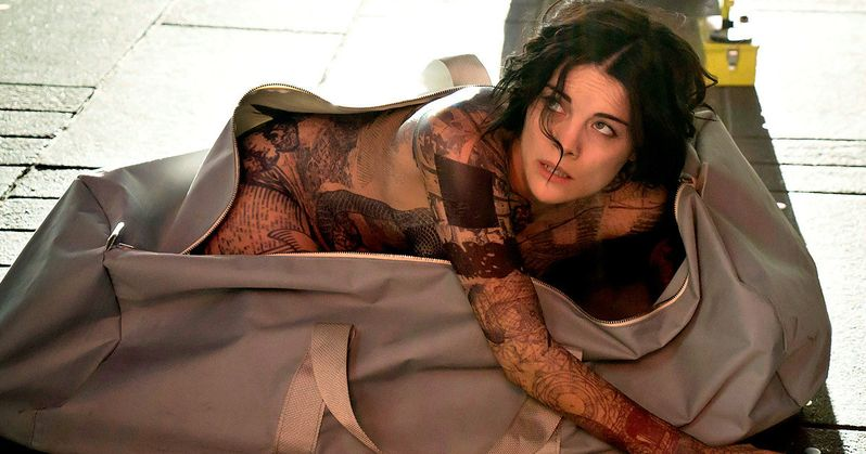 First Look at Thor Star Jaimie Alexander in NBC's Blindspot