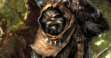 Star Wars Novel Answers What Happened to the Ewoks After Jedi