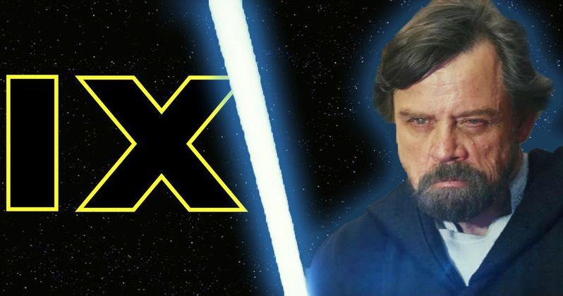Mark Hamill Confirmed to Return as Luke Skywalker in Star Wars 9