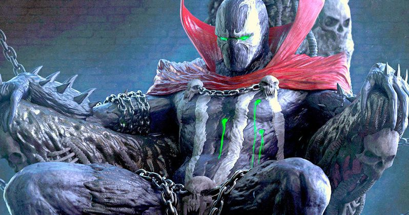 Todd McFarlane's Spawn Reboot Script Is Finished