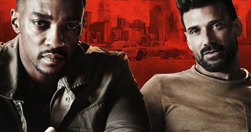 Point Blank Trailer: Anthony Mackie & Frank Grillo Face One Hell of A Day