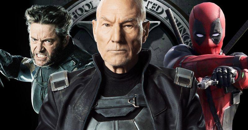 Patrick Stewart Wants to Return as Professor X in a Deadpool Vs. Wolverine Crossover