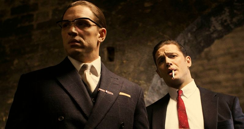 First Look at Tom Hardy as the Kray Twins in Legend