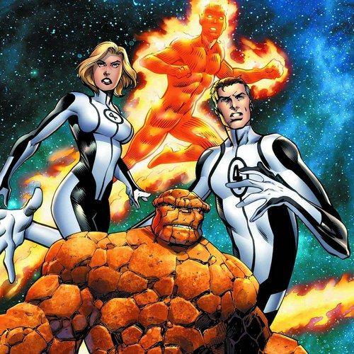 Fantastic Four Brings on Producer Matthew Vaughn