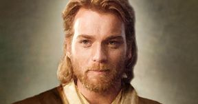 Man Pranks Parents with Obi-Wan Portrait Claiming It's Jesus