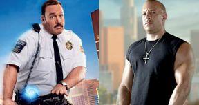 BOX OFFICE PREDICTIONS: Will Paul Blart 2 Crush Furious 7?