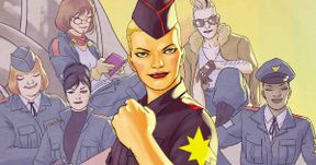 Captain Marvel Gets Guardians & Inside Out Writers