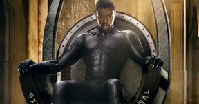 Black Panther Poster Unmasks T'Challa, Trailer Coming Tonight
