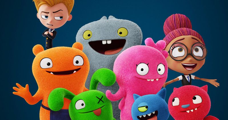 UglyDolls Trailer #2 Brings the Popular Toys to Life on the Big Screen