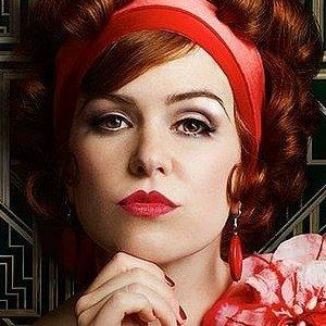 Web Com Reviews >> The Great Gatsby Poster with Isla Fisher as Myrtle Wilson
