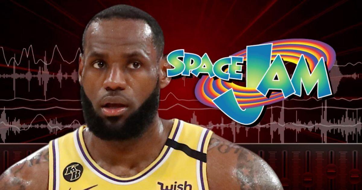 Space Jam 2 Wraps Lebron James Speech Listen to LeBron James' Heartfelt Space Jam 2 Wrap Speech