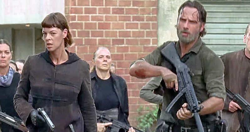 The Walking Dead Midseason Finale Looks Intense