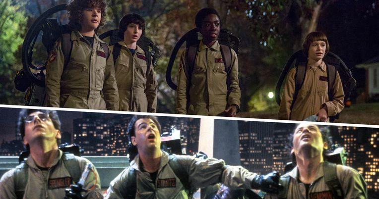 Ghostbusters 3 Follows a New Group of Ghost-Hunting Teens?