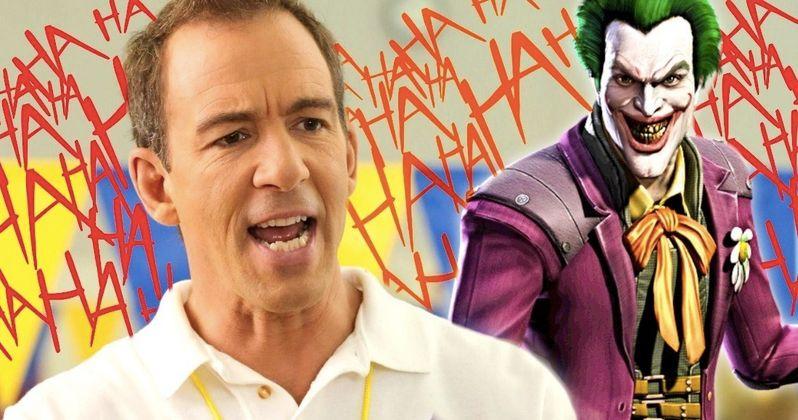 Joker Movie Gets Goldbergs Coach Bryan Callen as an Aging Stripper