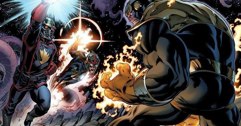 James Gunn Debunks Nova in Guardians of the Galaxy 3