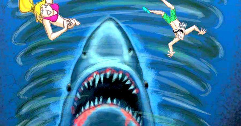 Archie Vs. Sharknado in Crossover Comic Book!