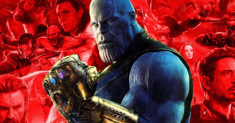 Avengers: Infinity War Is Certified Fresh on Rotten Tomatoes