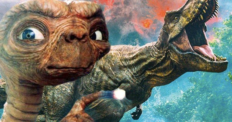 E.T. Easter Eggs Discovered in Jurassic World 2