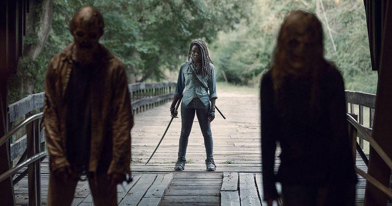 Walking Dead Season 9 Midseason Premiere Recap & Review: The Whisperers Attack