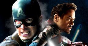 Captain America: Civil War Wraps Production