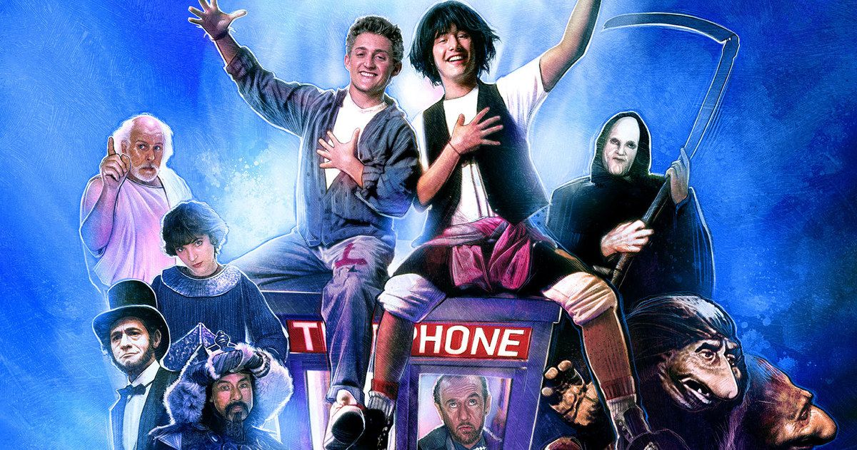 Bill and Ted 3 Begins Shooting in Early 2019