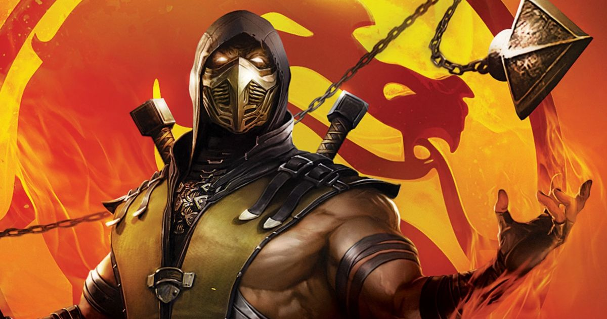 Mortal Kombat Legends Scorpion S Revenge Poster Prepares For The