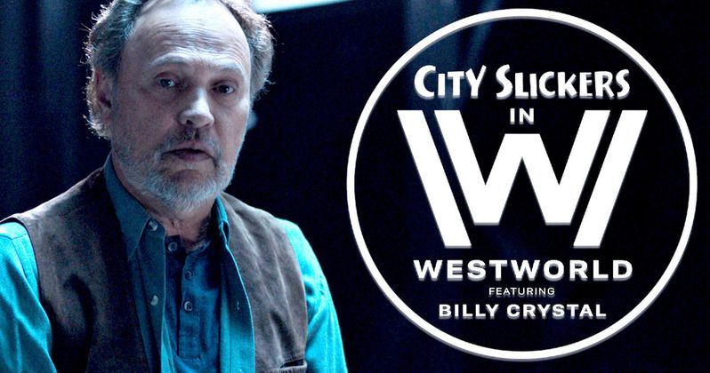 Billy Crystal Returns in City Slickers Meets Westworld Mashup Video