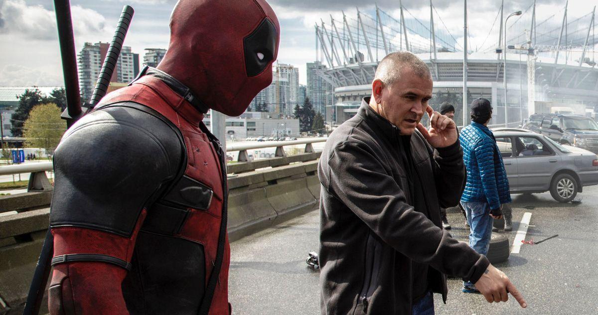 Original Deadpool 2 Director Bailed Because of Ryan Reynolds
