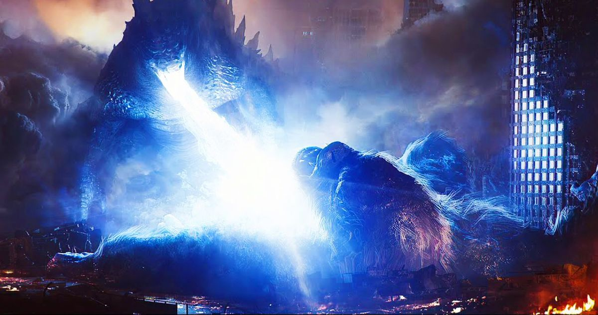 Is That a Godzilla Imposter in the First Godzilla Vs. Kong Trailer?
