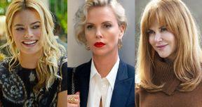 Margot Robbie, Nicole Kidman & Charlize Theron Team for Fox News Movie