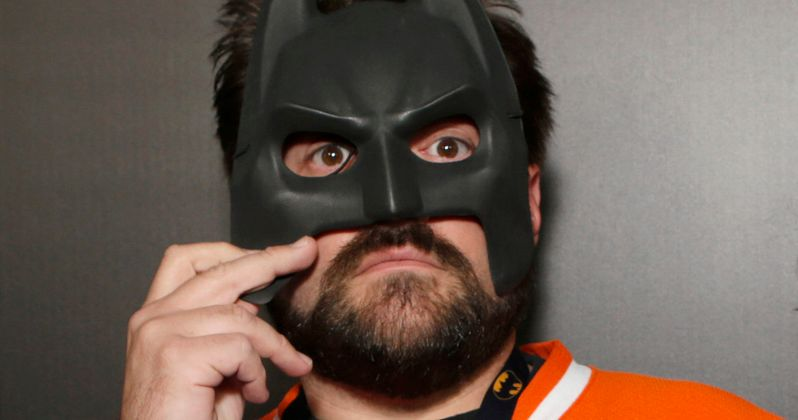 Fake Batman v Superman Script Written and Leaked by Kevin Smith?