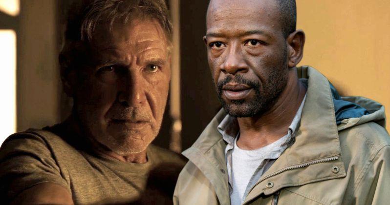 Blade Runner 2 Was More Secretive Than Walking Dead Says Lennie James