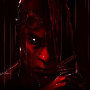 Vin Diesel Rules the Dark in New Riddick Poster