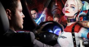 Uber Driver Snubs Margot Robbie's Party Invite to Watch Last Jedi