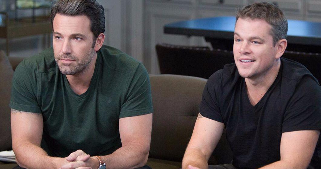Ben Affleck Is a Little Nervous About His Matt Damon Reunion Movie The Last Duel