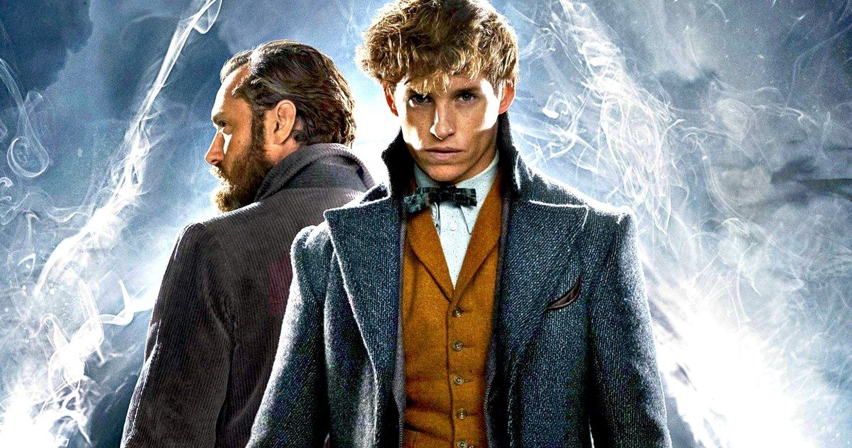 Fantastic Beasts 2 Trailer