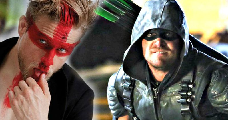 Charlie Hunnam Wants to Play Green Arrow in a Future DC Movie