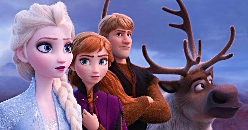 Frozen 2 Trailer Is Here, Anna & Elsa Return for New Adventure