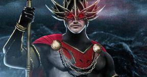 What Patrick Wilson Looks Like as Ocean Master Orm in Aquaman