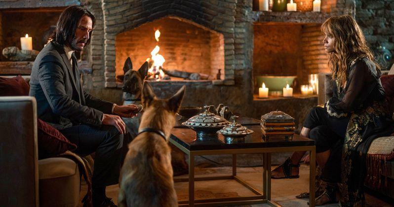 John Wick 3 CinemaCon Footage Description Unleashes Assassin Dogs