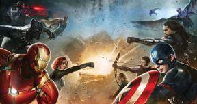 Civil War Teams Confirm Captain America & Iron Man Sides