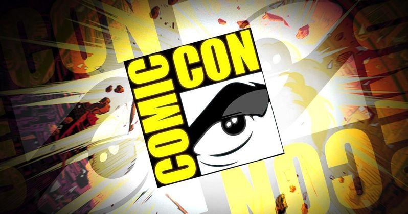 Comic-Con 2017 Sunday Schedule Announced