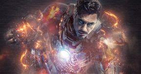 Robert Downey Jr. Teases Possible Return in Iron Man 4