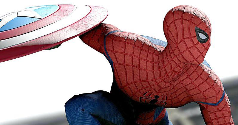 Spider-Man Gets a Surprise in Civil War Trailer Alternate Ending