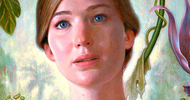 Mother Teaser Has Jennifer Lawrence Screaming Bloody Murder