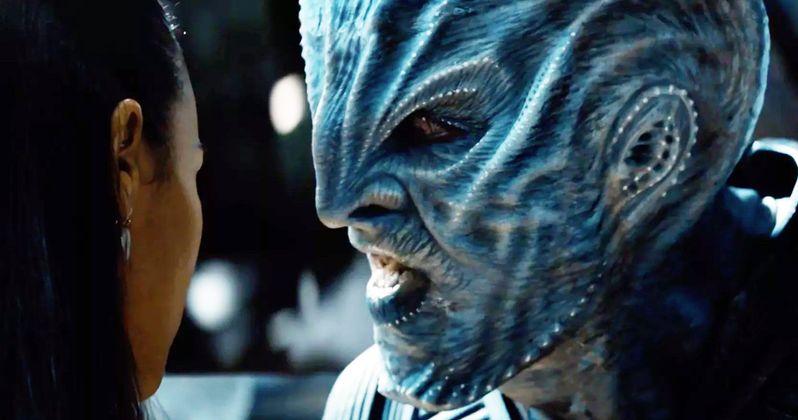 Star Trek Beyond TV Spot Sends a Warning from Krall