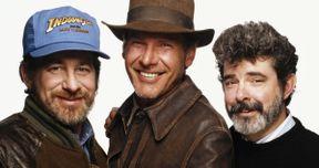George Lucas Won't Return for Indiana Jones 5