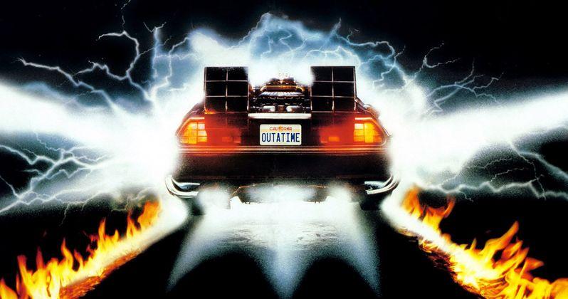 DeLorean Driving Back to the Future Fan Gets 88 MPH Speeding Ticket
