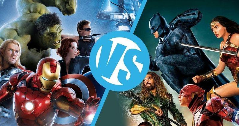 Shazam! Stars Want an Avengers Vs. Justice League Movie