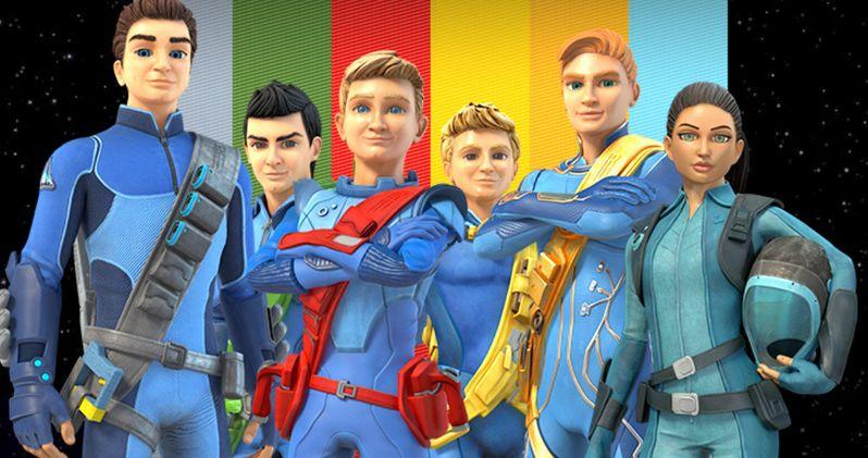 Thunderbirds Are Go!: Meet the Team in 7 New Videos